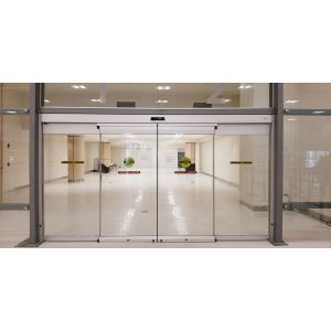 Besam SL500 CGL All Glass Commercial Sliding Entrance Door U2013 ASSA ABLOY  Entrance Systems   Sweets