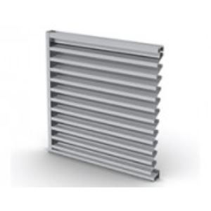 metl vision architectural louvers metl span sweets
