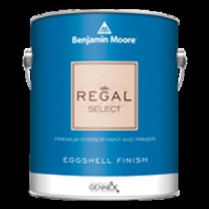 Regal select interior paint eggshell 549 usa - Benjamin moore regal select exterior ...