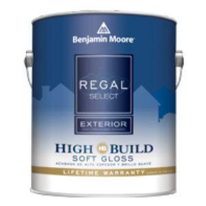 Regal Select Exterior High Build Soft Gloss 403 Usa Benjamin Moore Co Sweets