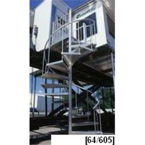 Superbe Stairways, Inc.  Standard Spiral Stair Kits