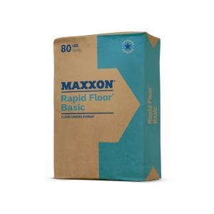 LevelRight Self Leveling Floor Underlayment Maxxon Corporation - Self leveling concrete as a finished floor