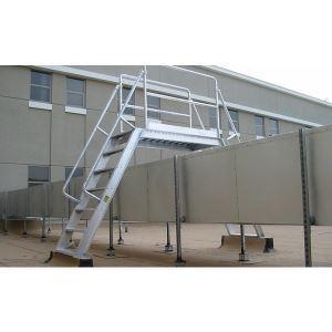 Fixed Aluminum Wall Ladders Precision Ladders Llc Sweets