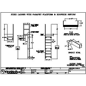 Precision Ladders Llc Cad Construction Amp Building