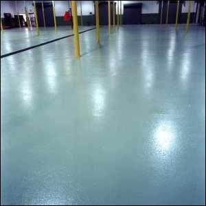 General Polymers, The Sherwin-Williams Company - Industrial Flooring