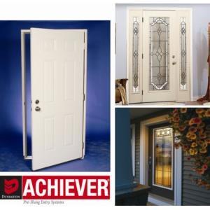 & Achiever Pre-Hung Entry Door Systems u2013 Dunbarton Corporation - Sweets