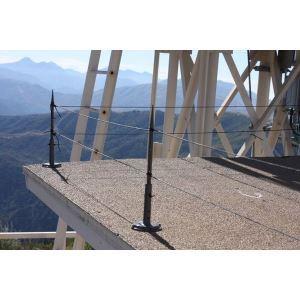 Bird Wire Deterrent | Towerguard Tension Wire Bird Deterrent Bird Barrier America Inc