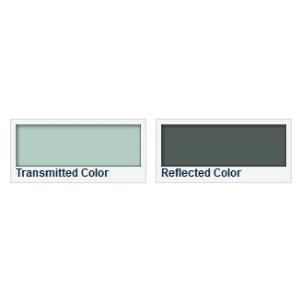 SuperNeutral® Low-E Glass - SN 68 (#3) - Green – Guardian