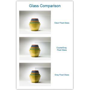 CrystalGray High Light-Transmitting Light Gray Glass-Guardian Industries Corp.