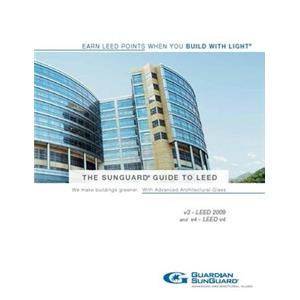 SunGuard Guide to LEED Brochure-Guardian Industries Corp.