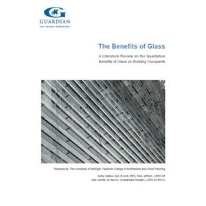 White Paper - The Benefits of Glass-Guardian Industries Corp.