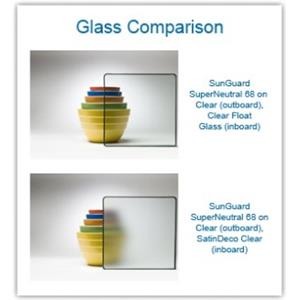 SatinDeco Silky-Smooth Acid-Etched Glass-Guardian Industries Corp.