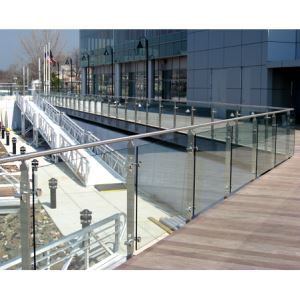 05 73 60 Crl P Series Stainless Steel Post Railing Systems