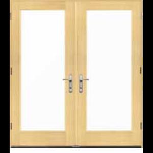 Pella corporation products construction building for Single swing patio door