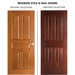 Vt industries inc architectural wood doors gallery for Wood stile and rail doors