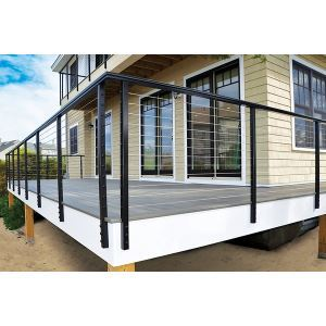Spectrum System Stainless Steel Square Railing With