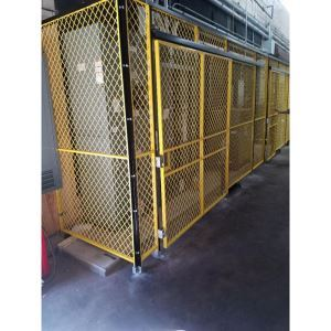 Outstanding Wire Mesh Partitions Cad Details Pattern - Electrical ...