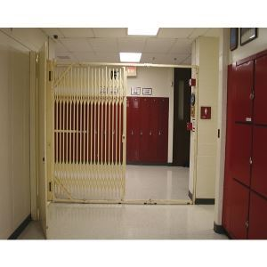 Bostwick Series 5761 - Recessed Folding Gate - Shallow