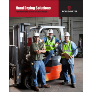 Hand Dryers for Industrial Facilities-World Dryer