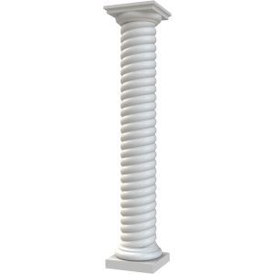 RoyalStone™ Synthetic Stone Balustrades – Royal Corinthian - Sweets
