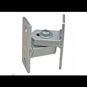 CI3750 / Baby Bolt-On Badass Gate Hinge-D&D Technologies USA, Inc.