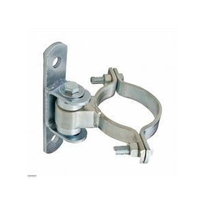"CI2051 / 4"" Round Bolt-On Badass Gate Hinge-D&D Technologies USA, Inc."