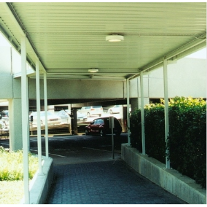 Walkway Canopy Wc Model Childers Carports Amp Structures