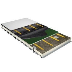 Sarnafil Express Roofing System - Double Weld Attachment