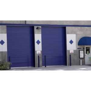 sc 1 st  Sweets Construction & Amarr® 5652 Series - Rolling Sheet Doors u2013 Amarr Garage Doors - Sweets