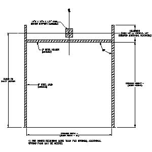 Garage Door Jamb Cad Garage Wiring Diagram And Circuit