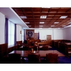 Old WorldTM Classic Wood Ceiling System Acoustical Surfaces Inc