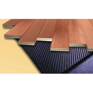 QuietFloor NP Sound Control Floor Underlayment Acoustical - Ceramic tile soundproof underlayment