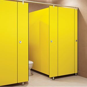 Alpaco Elegance Collection Toilet Partitions ASI Accurate - Asi bathroom partitions