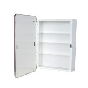 """105RSWT-LH 16"""" x 22"""" Round Corner Series Medicine Cabinet ..."""