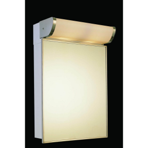 171 Tl Deluxe With Top Light Series Medicine Cabinet