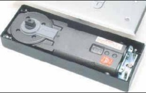 Floor Mounted Door Closers