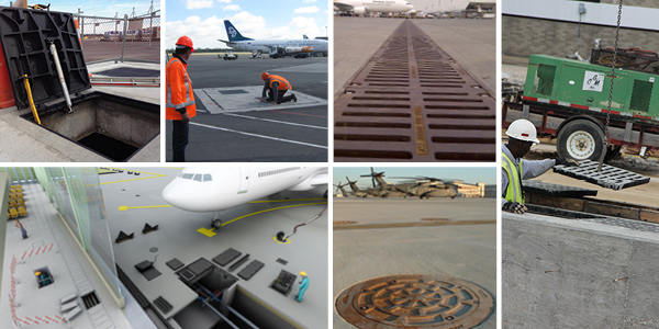 Airport & Port Construction Castings