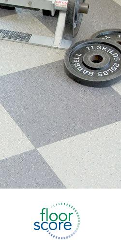 EcoScore Multi-Functional Athletic Rubber Flooring
