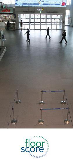 Endura FR - Fire Resistant Rubber Tile