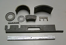 Machined Lead Parts