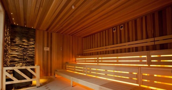 Custom-Cut Saunas