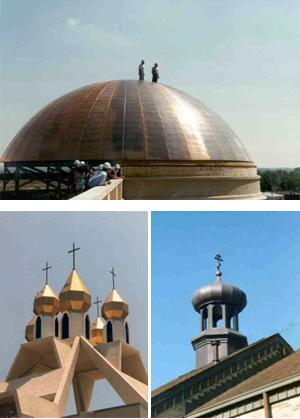 Dormers and Domes