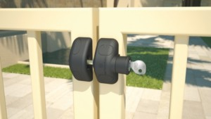 MagnaLatch - Safety Gate Latch