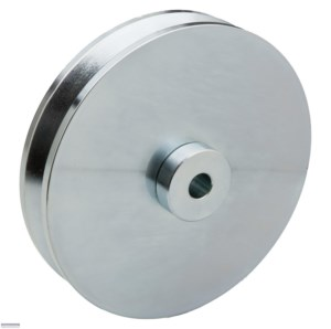 "CI2615 / 6"" Hardcore Gate Wheel for 1 1/2"" Gate Frame"