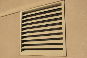 Commercial Extruded Ventilation Louvers - Commercial Extruded Ventilation Louvers