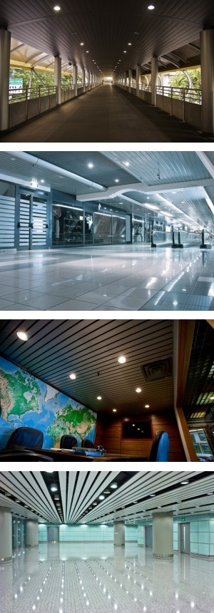 AlumiLine™ Linear Metal Ceilings & Walls