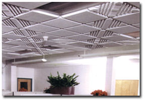 CONTOUR™ - Melamine Foam Acoustical Ceiling Tiles