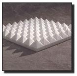 Pyramid - Melamine Foam Sound Absorber