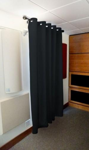 Acousti-Curtain™ Sound Absorbing Drapery