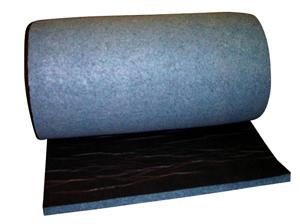 Cotton Fiber Duct Liner - HVAC